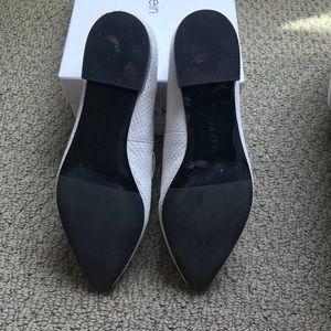 7e0a4f84e6c Calvin Klein Shoes - Calvin Klein - Elin Matte Snake Loafer
